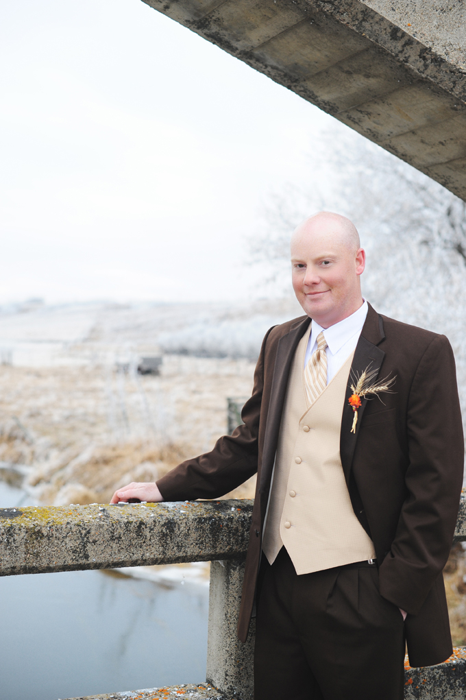 Saskatchewan Wedding Photography: Heidi & Jeff, November 13th, 2010 Mervin Canada
