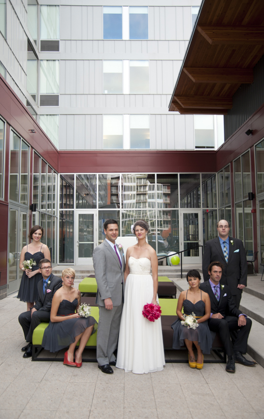 A Minneapolis Dayblock Building Wedding Liz Amp Josh