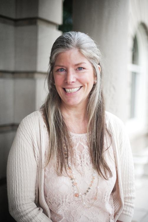 Leslie Johnson of Positively Charmed