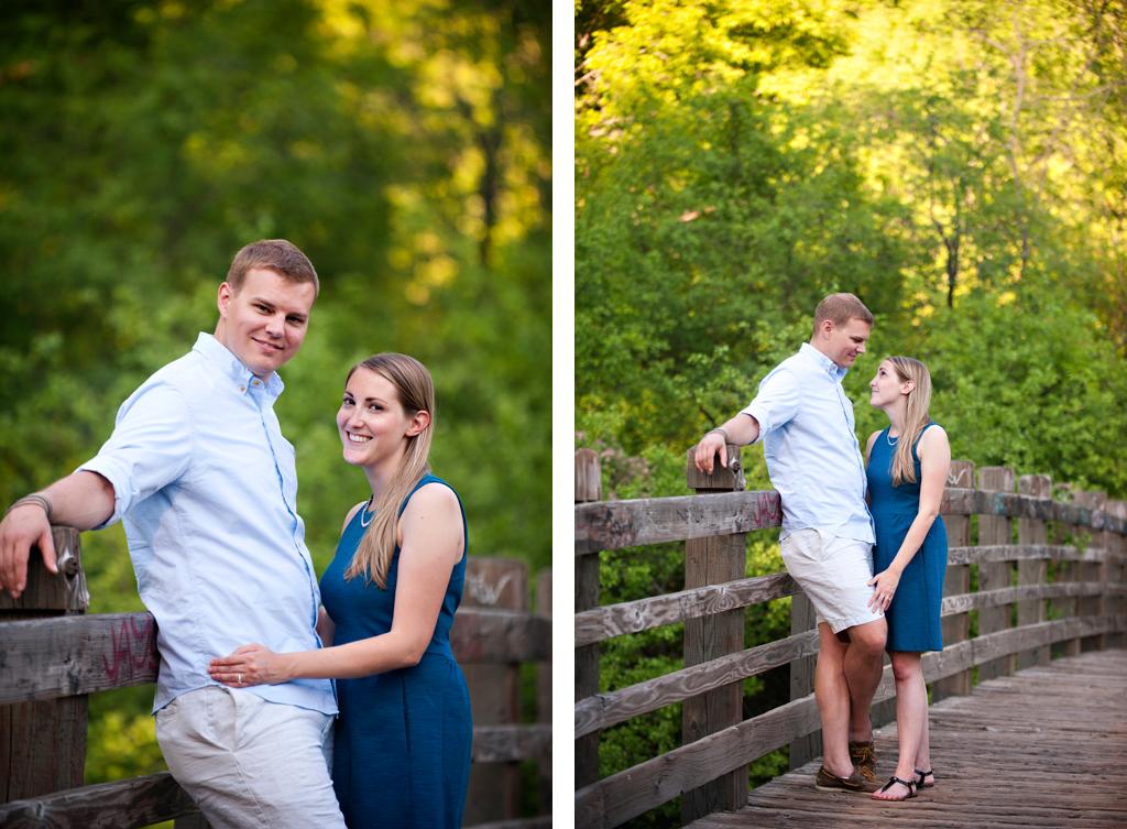 Minneapolis Engagement Photos 15