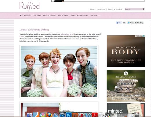 Ruffled Blog, Tiffany Bolk Photography