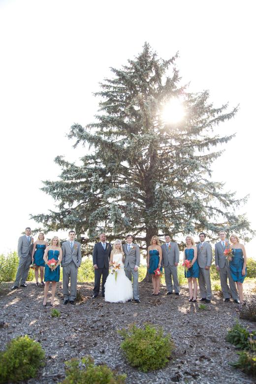 Tartan Park wedding photos