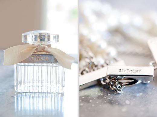 Chloe perfume, givenchy bracelet