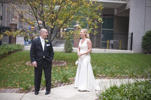 Minneapolis Club Wedding Photos 10