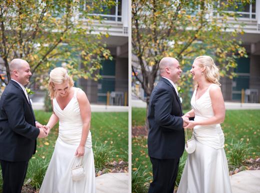Minneapolis Club Wedding Photos 11
