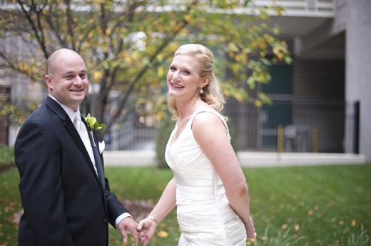 Minneapolis Club Wedding Photos 13