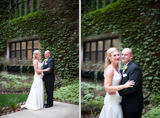 Minneapolis Club Wedding Photos 14