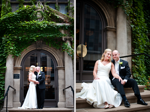 Minneapolis Club Wedding Photos 17