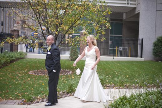 Minneapolis Club Wedding Photos 9