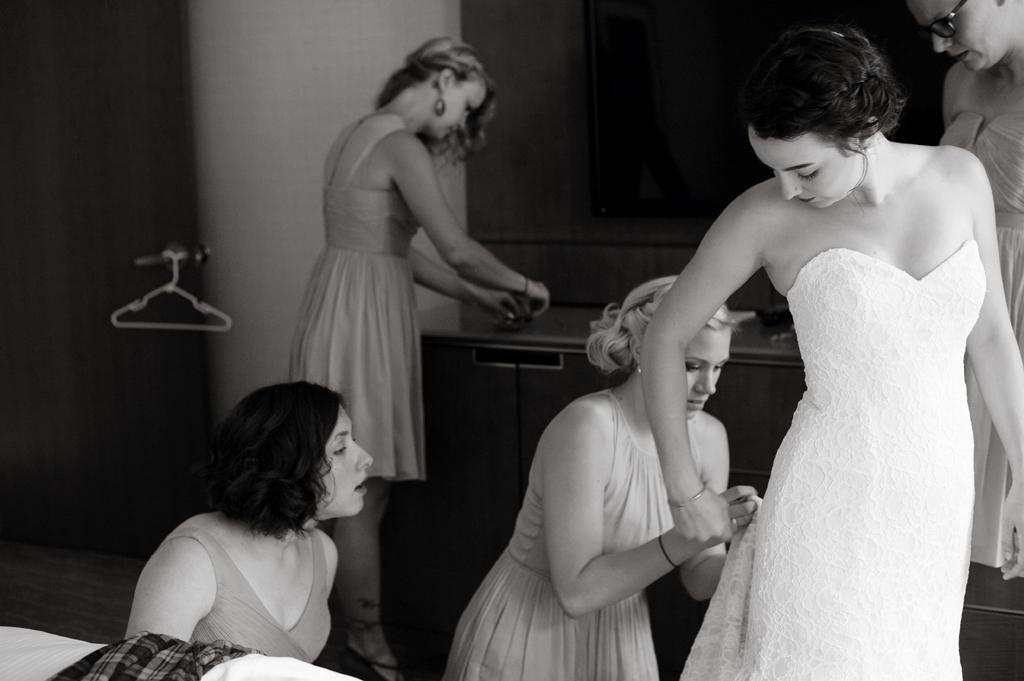 Soap Factory Wedding Photos 8