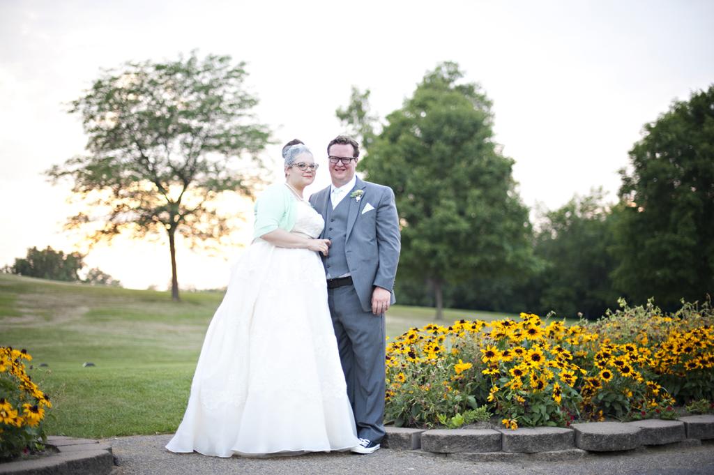 Columbia Manor Golf Course Wedding Photos 74