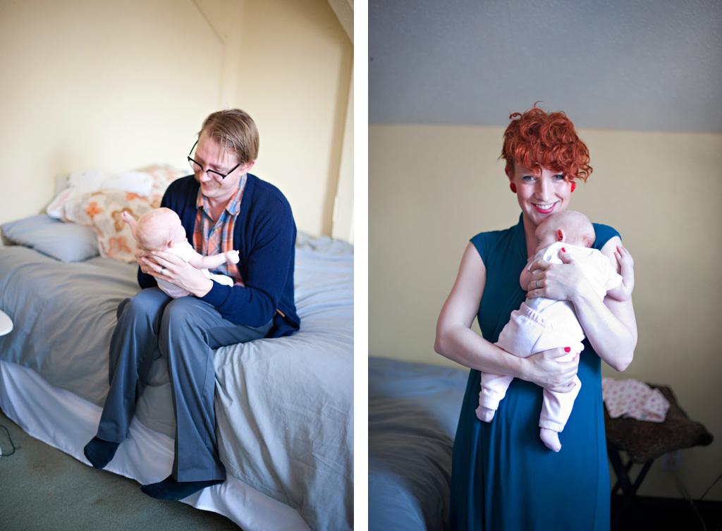 Newborn Twins Photo Session 2