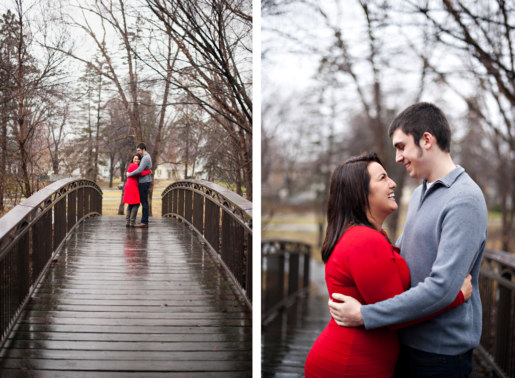 South Minneapolis Engagement Session 1