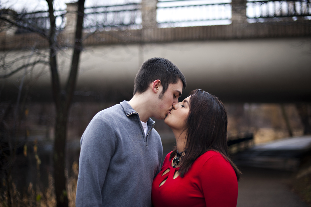 South Minneapolis Engagement Session 10