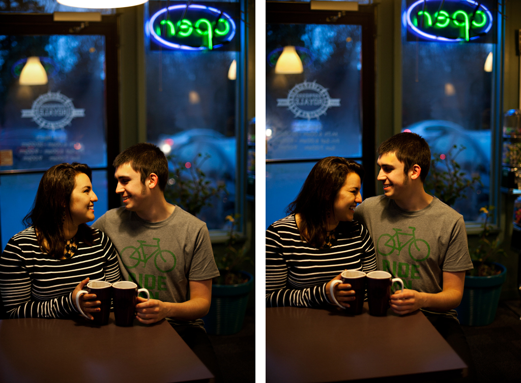 South Minneapolis Engagement Session 21