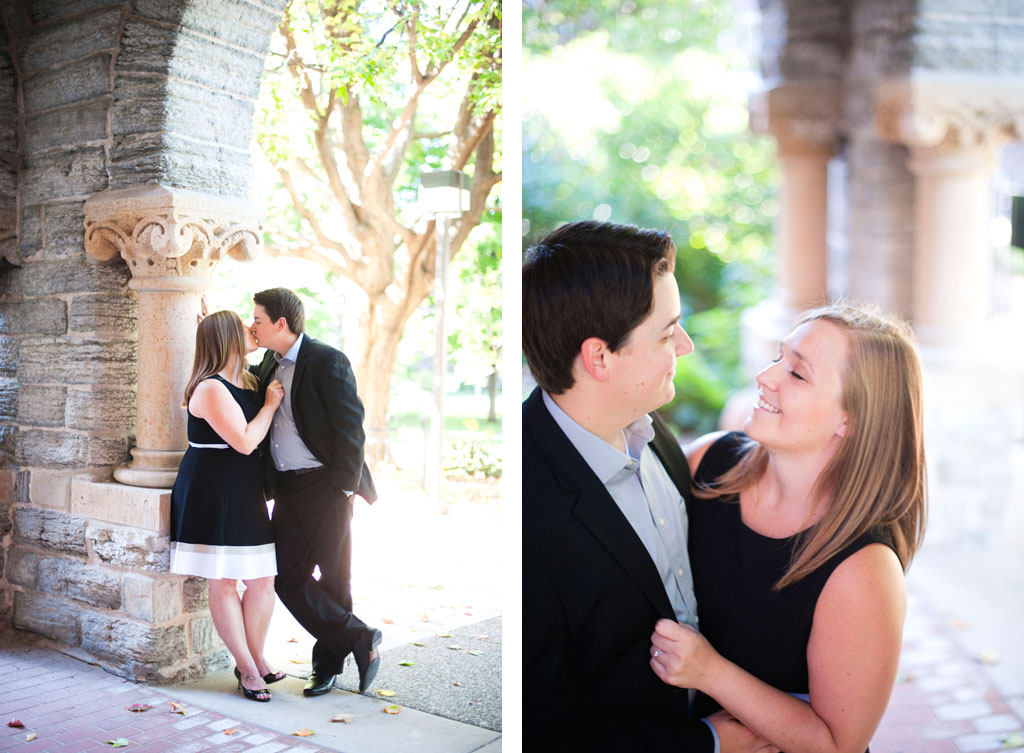 Macalester Engagement Session