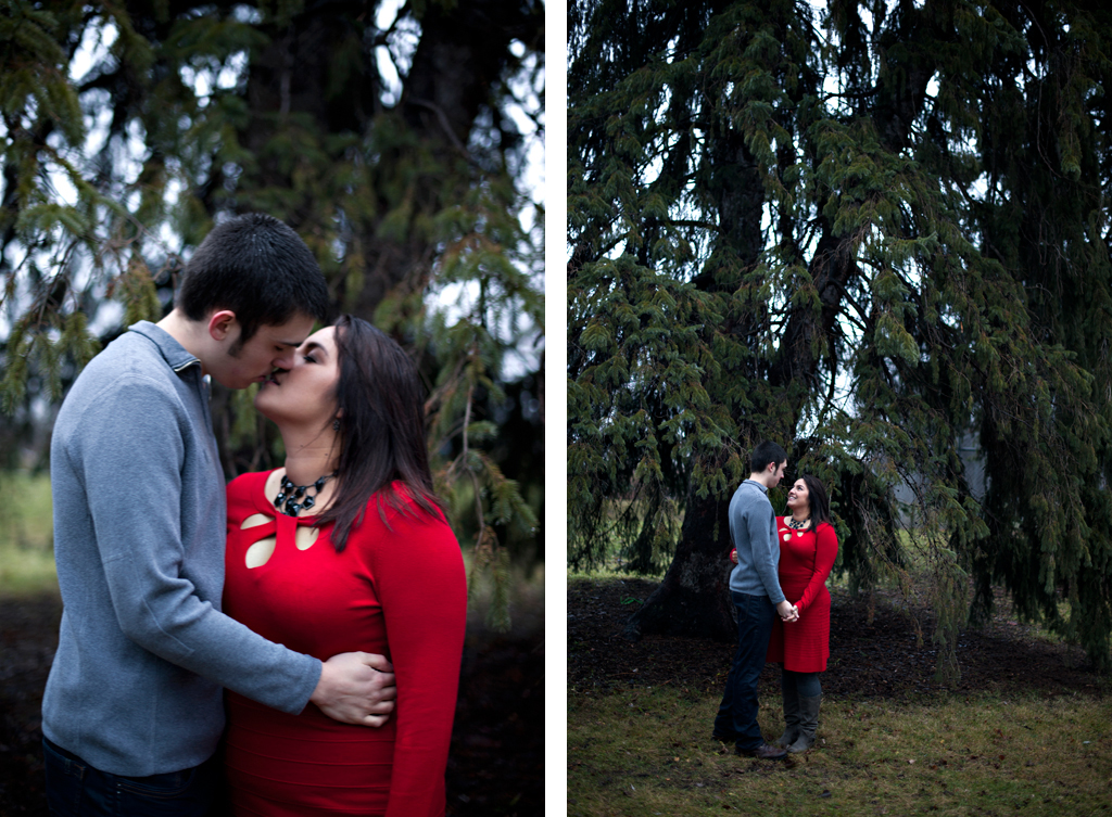 South Minneapolis Engagement Session 14