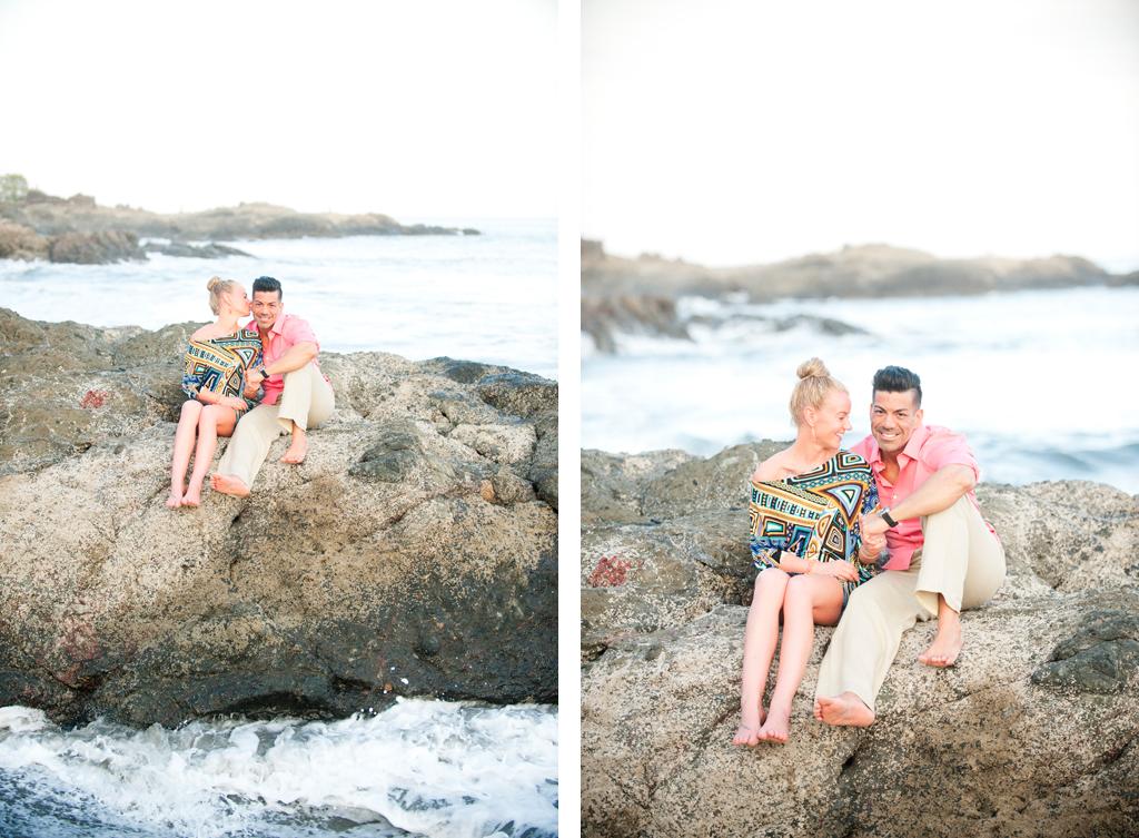 Just Married at Ylang Ylang Beach Resort 11