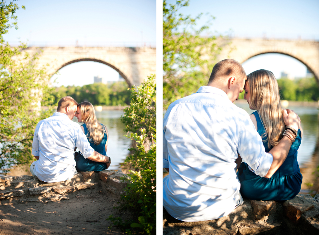 Minneapolis Engagement Photos 17