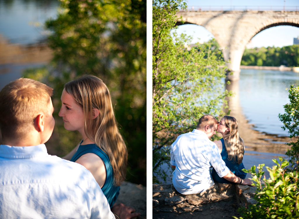 Minneapolis Engagement Photos 20