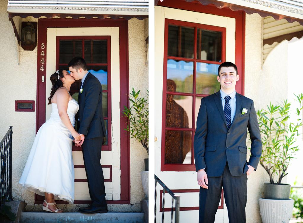 Minneapolis Backyard Wedding Photos 58
