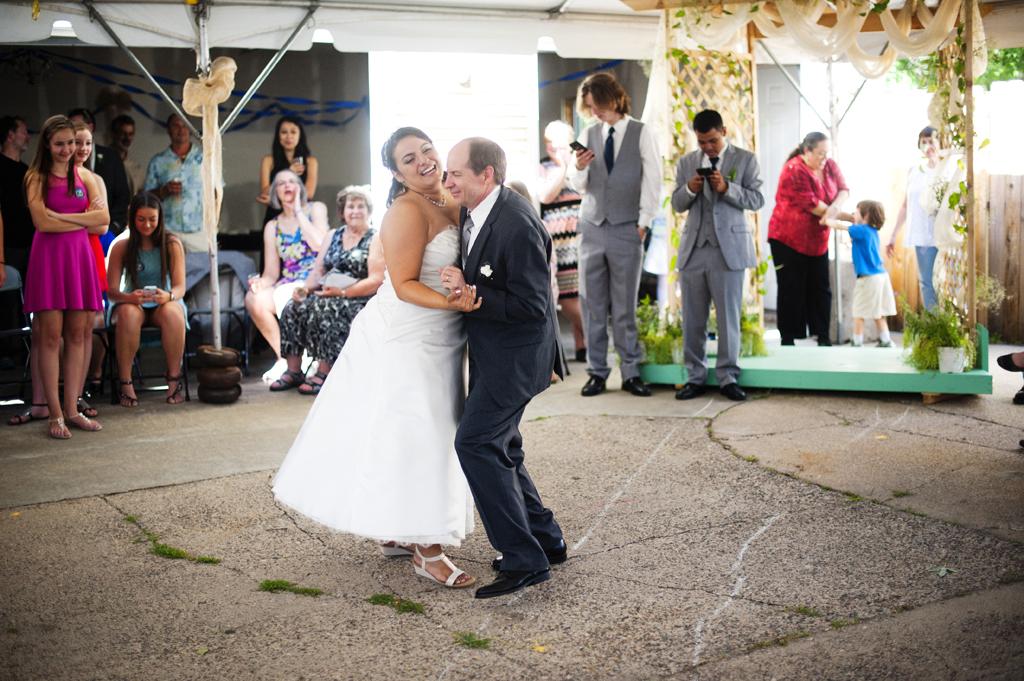 Minneapolis Backyard Wedding Photos 76